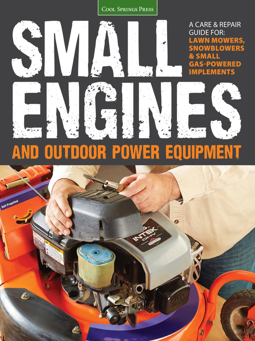Title details for Small Engines and Outdoor Power Equipment by Peter Hunn - Available