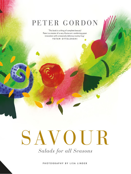 Cover of Savour