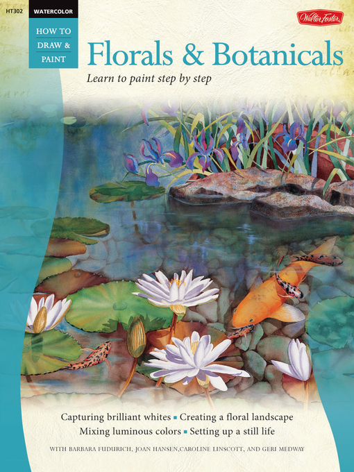 Title details for Florals & Botanicals by Barbara Fudurich - Available