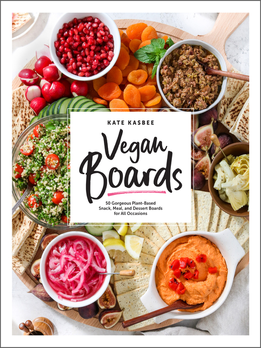 Title details for Vegan Boards by Kate Kasbee - Wait list