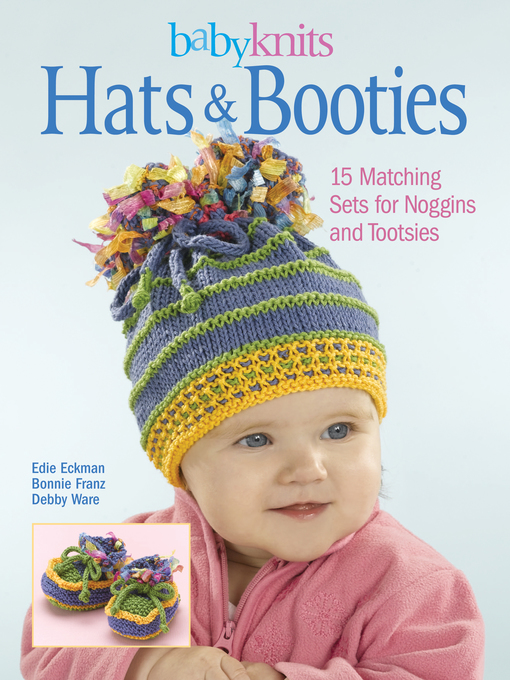Title details for BabyKnits Hats & Booties by Edie Eckman - Wait list