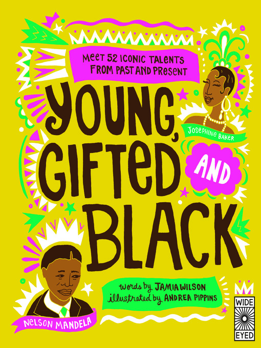 Title details for Young Gifted and Black by Jamia Wilson - Available