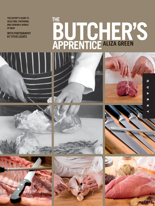Title details for The Butcher's Apprentice by Aliza Green - Available
