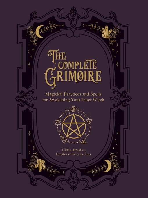Title details for The Complete Grimoire by Lidia Pradas - Wait list
