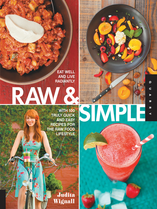 Title details for Raw and Simple by Judita Wignall - Available