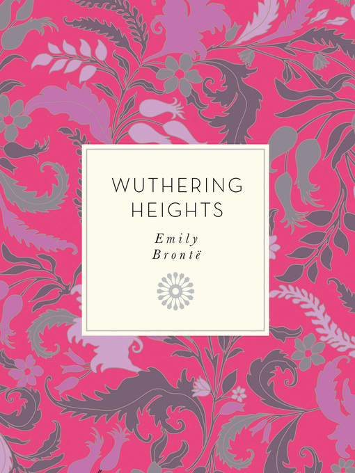the love between catherine and heathcliff in brontes wuthering heights
