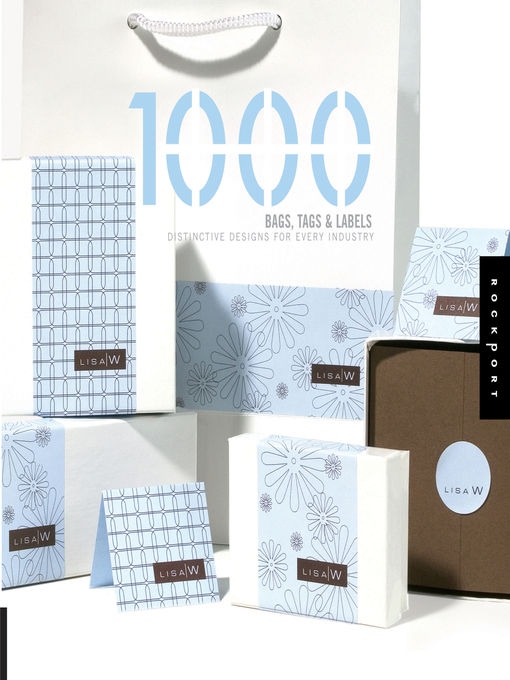 Title details for 1,000 Bags, Tags, & Labels by Kiki Eldridge - Available