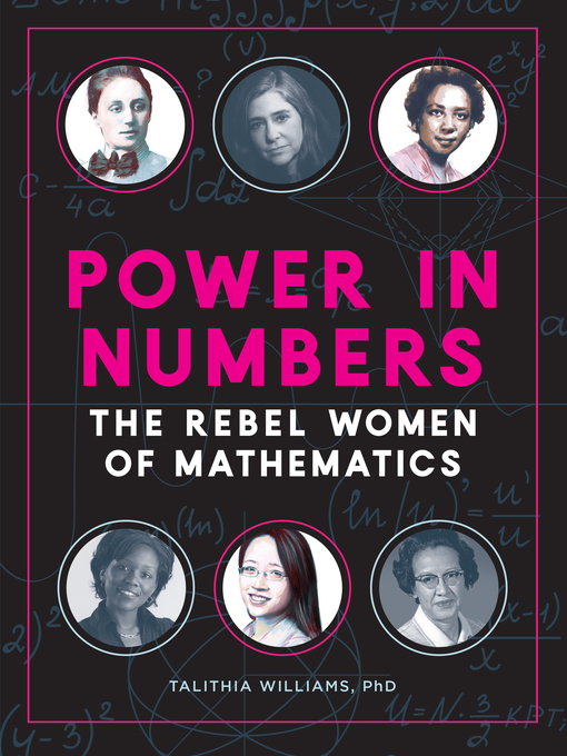 Title details for Power in Numbers by Talithia Williams - Wait list