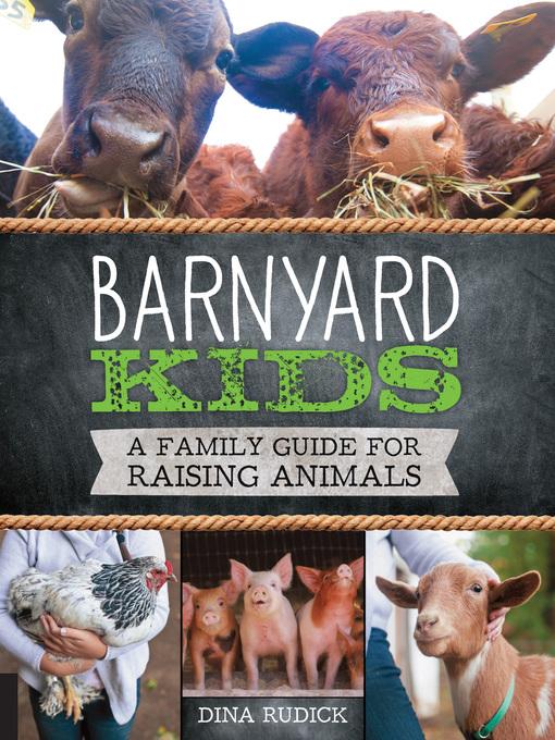 Title details for Barnyard Kids by Dina Rudick - Wait list