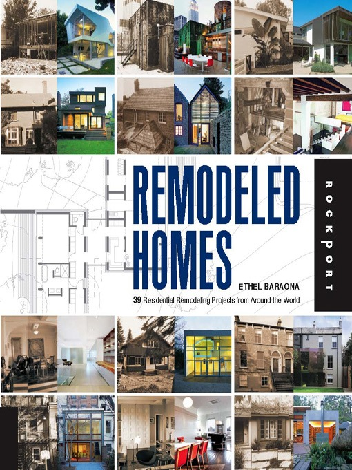 Title details for Remodeled Homes by Ethel Baraona - Available