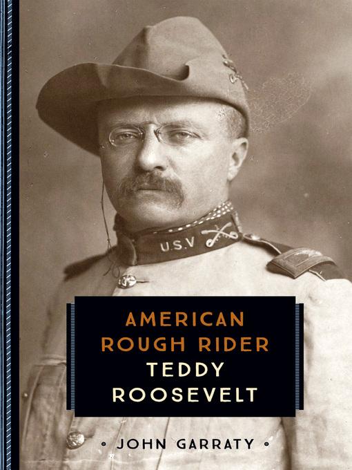 teddy roosevelt rough riders list