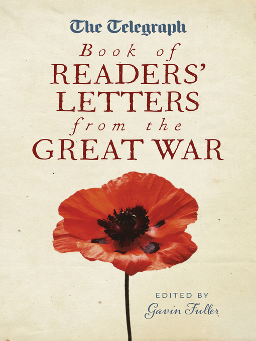 letters home from the first world The letters give regular updates of his activities in an affectionate, amusing and relaxed way, while disguising the true horror, dangers and realities of war the work of the sappers was challengingly different from that of other arms, but equally important.