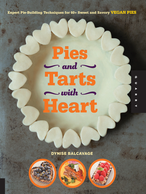 Title details for Pies and Tarts with Heart by Dynise Balcavage - Available