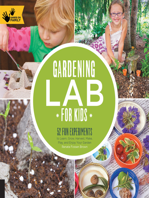Title details for Gardening Lab for Kids by Renata Brown - Available