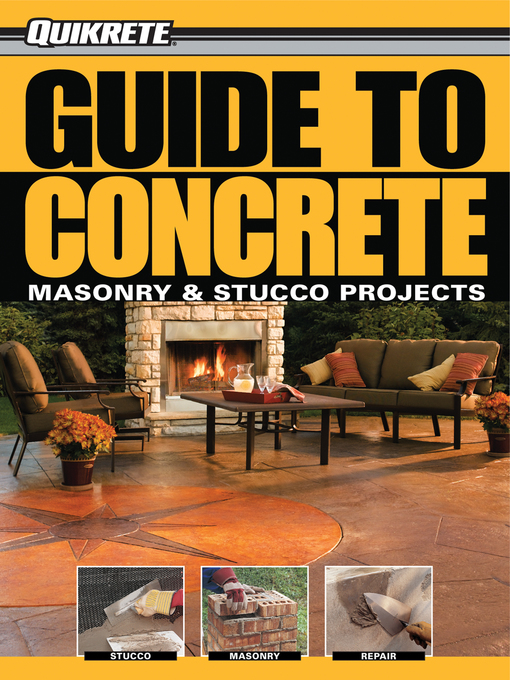 Title details for Guide to Concrete by Phil Schmidt - Available