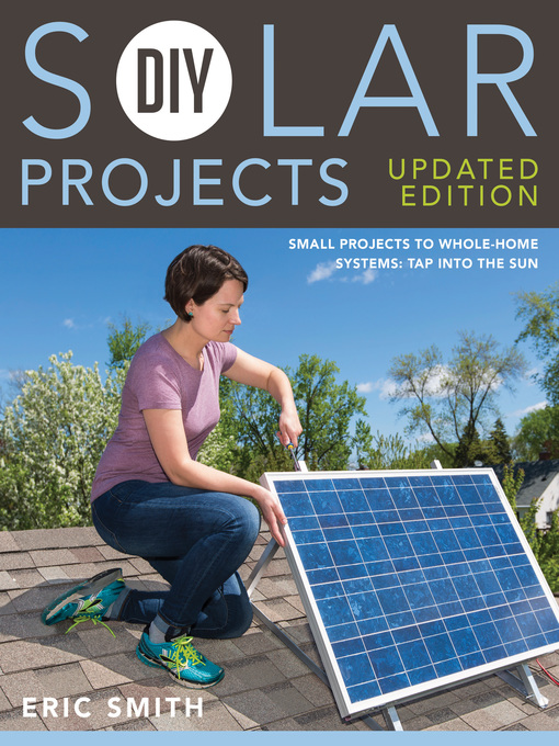 Title details for DIY Solar Projects by Eric Smith - Available