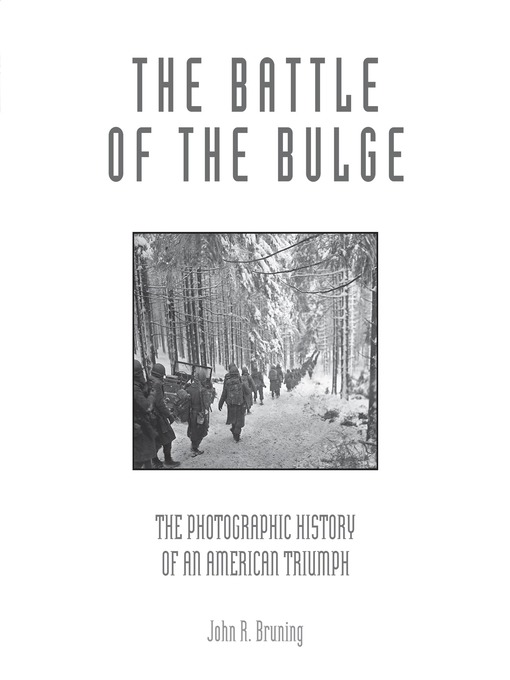 an introduction to the history of the battle of the bulge Kids learn about the history of the battle of the bulge during world war ii germany tries to push back the allies.