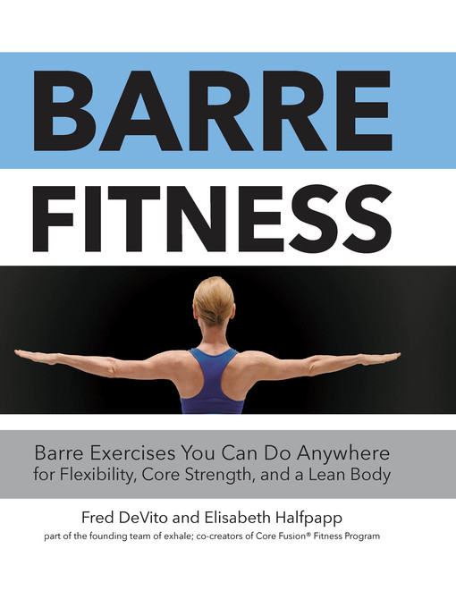 Cover of Barre Fitness