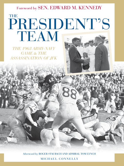 Title details for The President's Team by Michael Connelly - Wait list