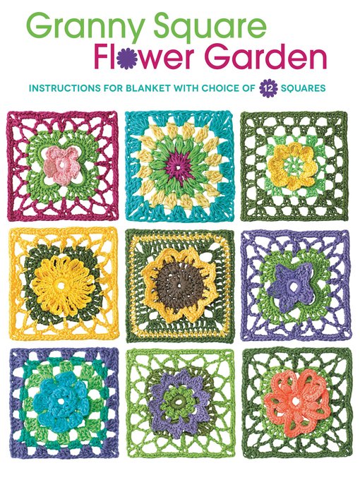Title details for Granny Square Flower Garden by Margaret Hubert - Available