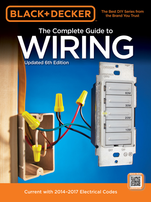 Title details for Black & Decker Wiring Repairs by Editors of CPi - Available