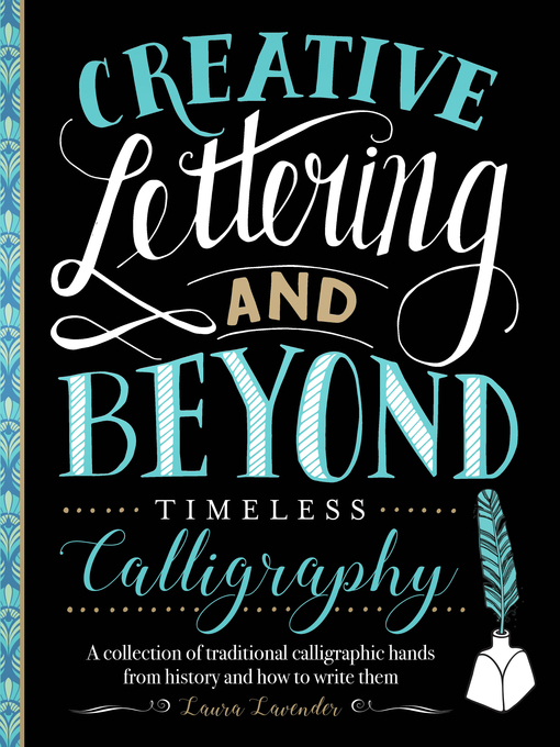 Title details for Creative Lettering and Beyond by Laura Lavender - Available