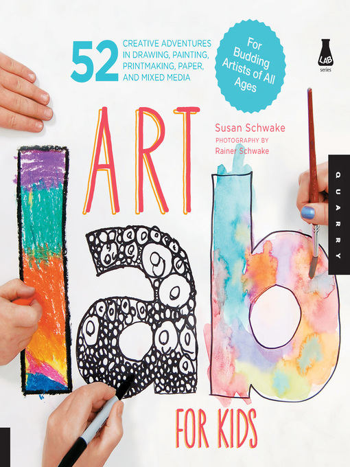Cover of Art Lab for Kids