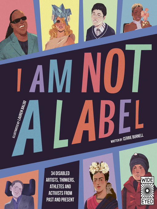 Title details for I Am Not a Label by Cerrie Burnell - Available
