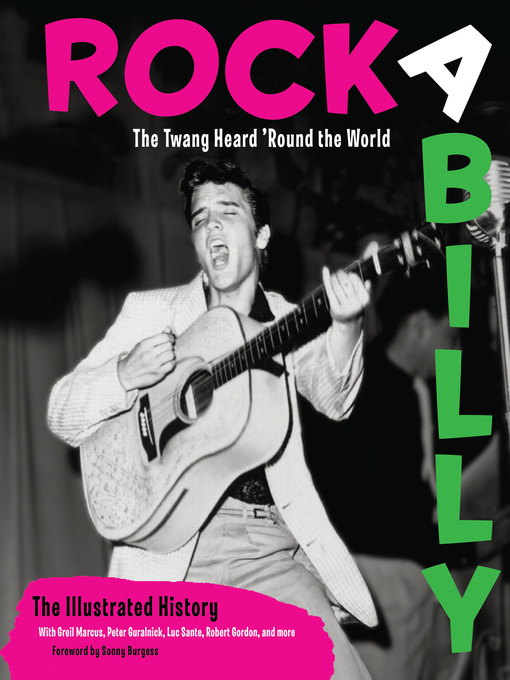 Cover image for Rockabilly