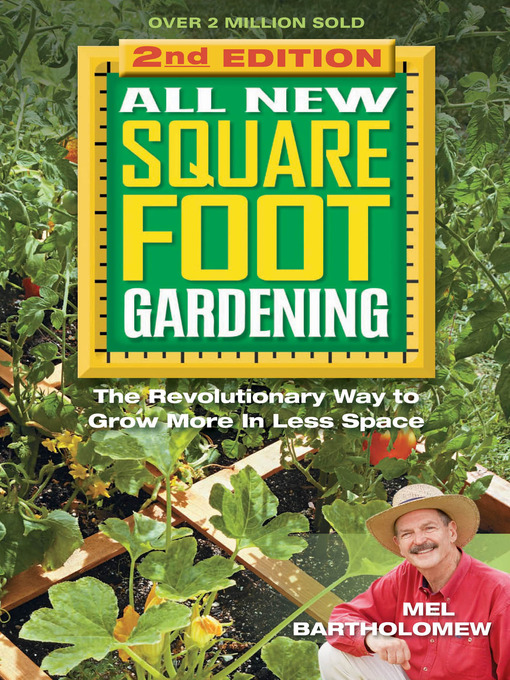 Title details for All New Square Foot Gardening by Mel Bartholomew - Wait list