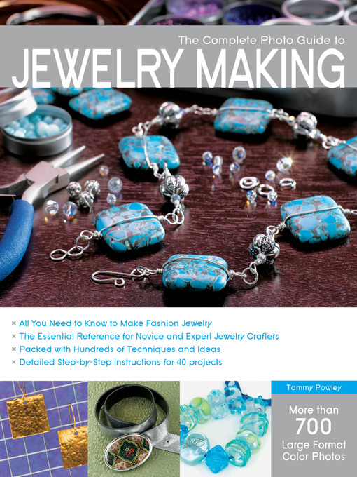 Cover of The Complete Photo Guide to Jewelry Making