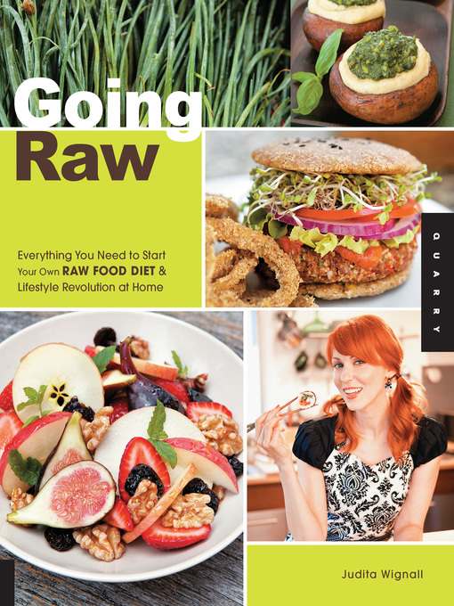 Title details for Going Raw by Judita Wignall - Available