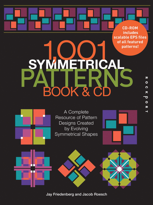 Title details for 1001 Symmetrical Patterns by Jay Friedenberg - Available