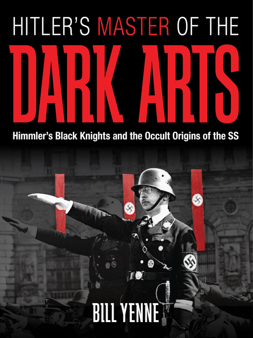 Cover of Hitler's Master of the Dark Arts