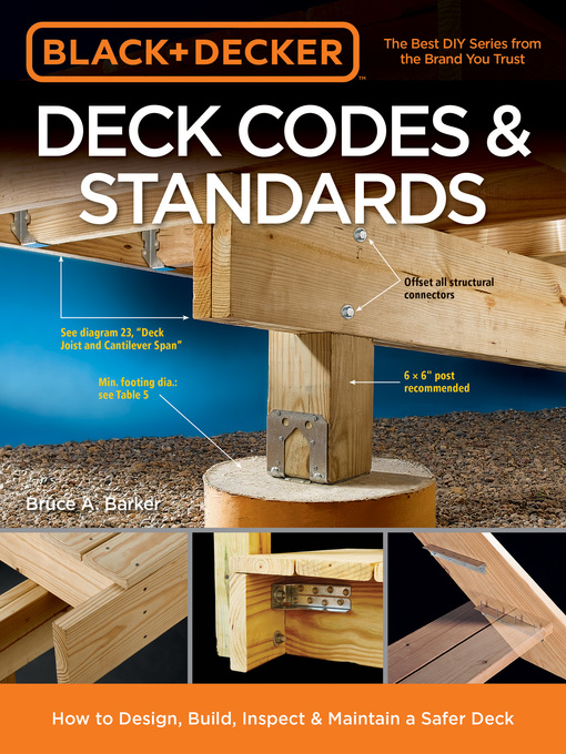 Cover of Black & Decker Deck Codes & Standards