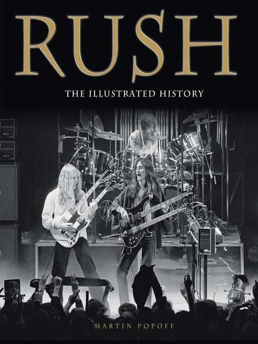 Title details for Rush by Martin Popoff - Available