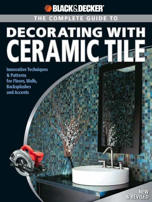 Title details for The Complete Guide to Decorating with Ceramic Tile by Jerri Farris - Wait list