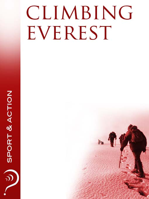Title details for Climbing Everest by iMinds - Available