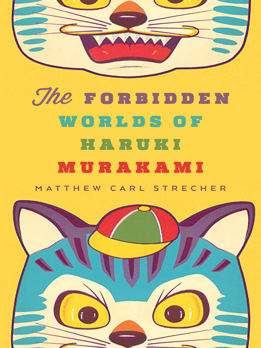 Cover of The Forbidden Worlds of Haruki Murakami
