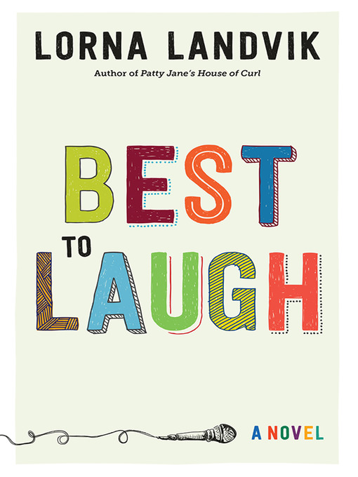 Title details for Best to Laugh by Lorna Landvik - Available