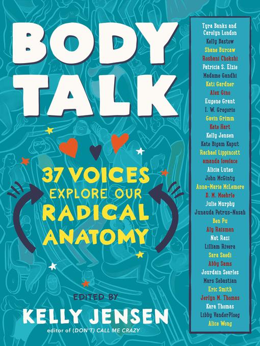 Title details for Body Talk by Kelly Jensen - Wait list