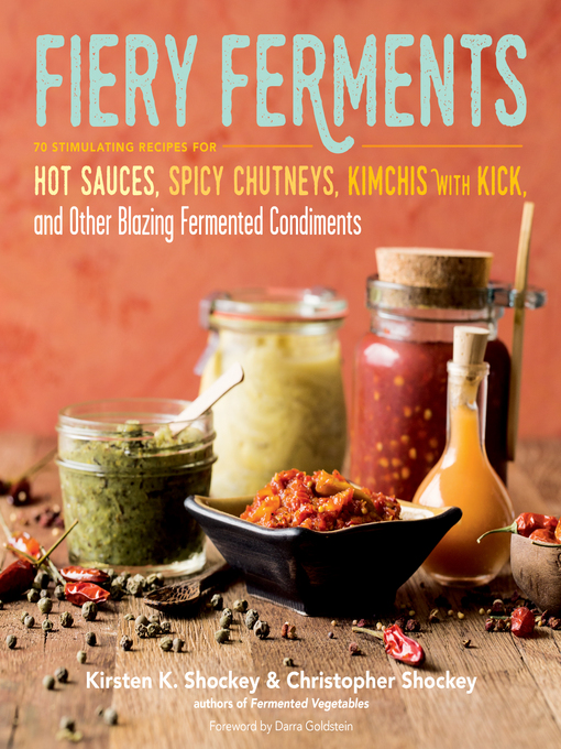 Title details for Fiery Ferments by Kirsten K. Shockey - Wait list