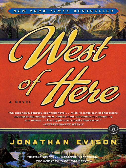 Title details for West of Here by Jonathan Evison - Available