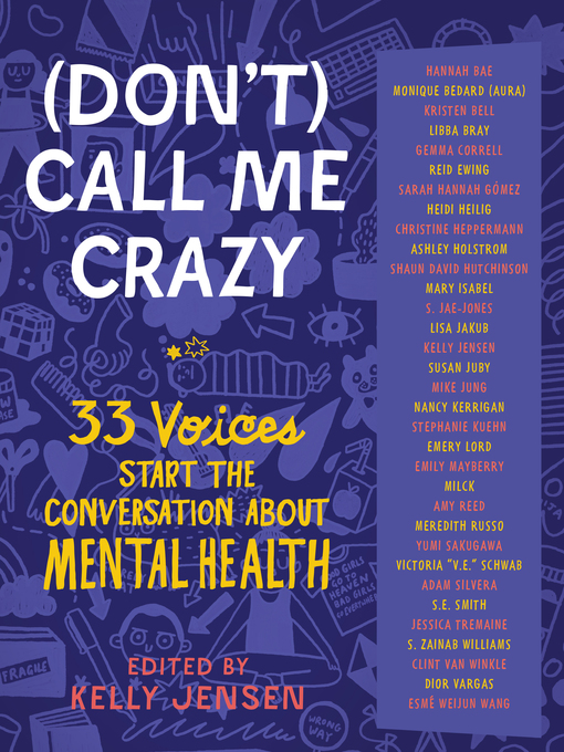Cover of (Don't) Call Me Crazy