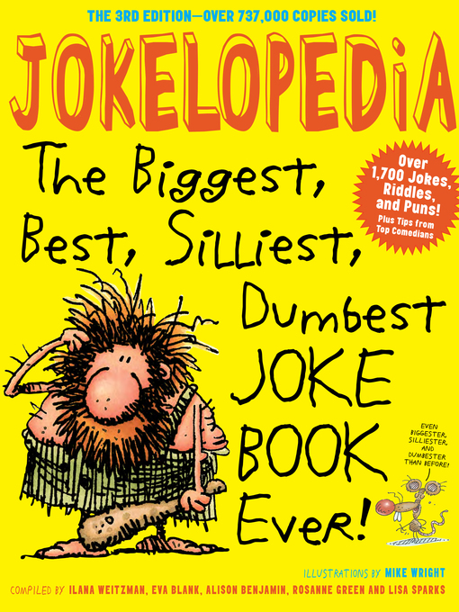 Title details for Jokelopedia by Eva Blank - Available