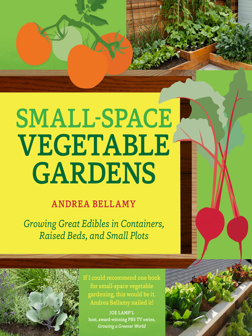 Cover of Small-Space Vegetable Gardens