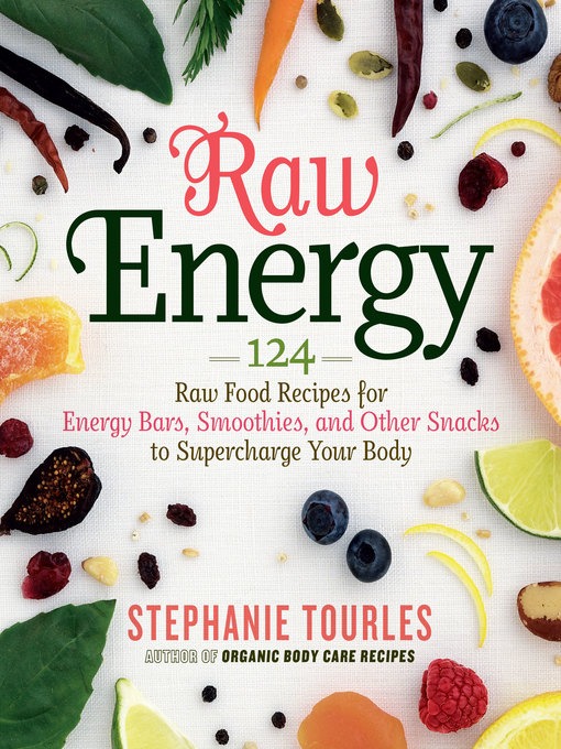 Title details for Raw Energy by Stephanie L. Tourles - Available