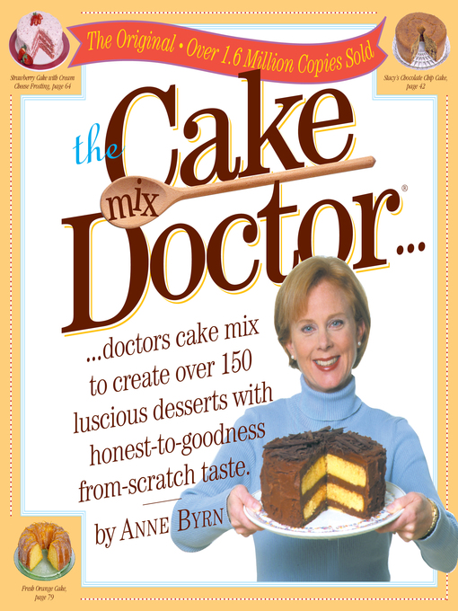 Title details for The Cake Mix Doctor by Anne Byrn - Wait list