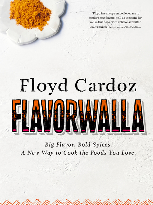 Cover of Floyd Cardoz: Flavorwalla