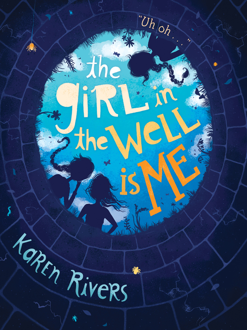 Cover of The Girl in the Well Is Me